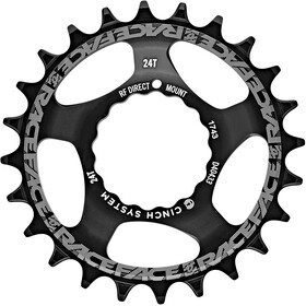 Race Face DM Cinch Plateau 10/11/12 vitesses, black